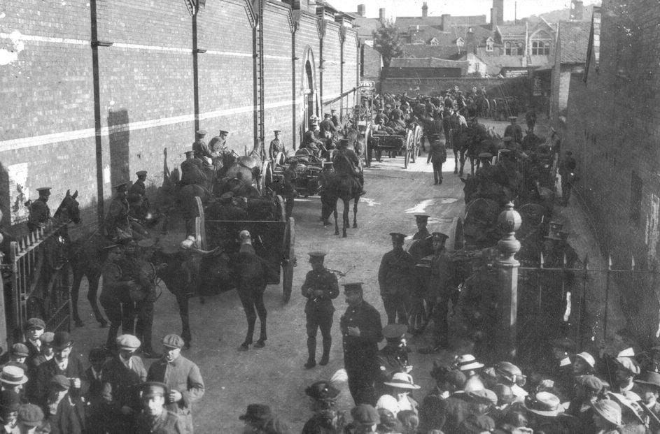 Cheshire-Regiment-Wellington-Market-1914
